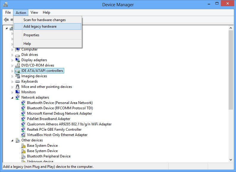 How to manually install Spreadtrum USB drivers on a Windows 7,8,8 1